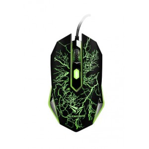 Alcatroz XCRAFTELECTRO X-Craft Gaming Mouse Classic Electro 2400Cpi USB