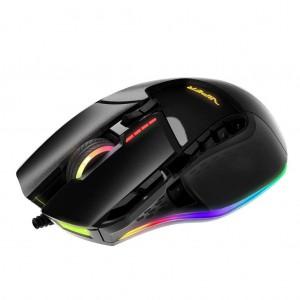 Patriot PV570LUXWAK Viper Gaming Laser Mouse RGB FPS+MMO Hybrid Black Edition