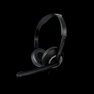 Sonicgear XENON2BGREY Xenon 2 Headset With Mic - Grey