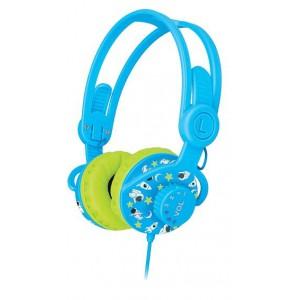 Sonicgear KIND2 Kinder 2 Headset Blue Kids Volume Detuned Safe for Todlers