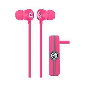 Sonicgear EARPUMPS100C EarPump Sport 100 Bluetooth In Ear Headset Coral