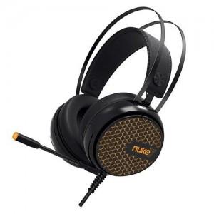 Armaggeddon NUKE7 Kevlar 7.1 Pro Gaming Headset with MIC