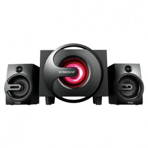 SonicGear Titan 5 BTMI Bluetooth 2.1 Multimedia Speaker System