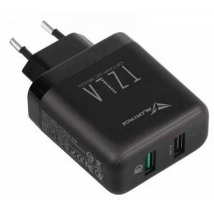 Alcatroz QC3000 Tzla Optima QC3000 Quick Charge 3.0 Dual USB Smart Charger