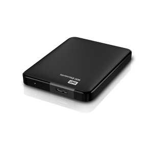 "WD Elements 2.5"" 1TB USB3.0 Black"