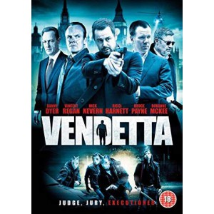 DVD Movie Box Set 10 - Vendetta