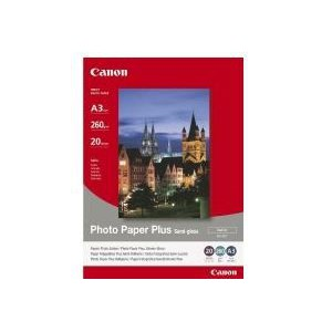 Canon SG-201 Semi-Gloss Photo Paper A3 Pack of 20 Sheets