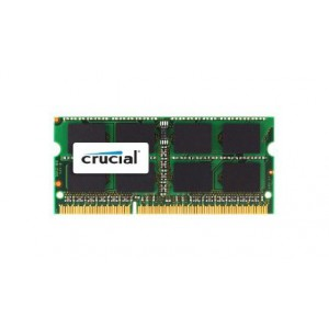 Crucial 4GB 1600MHz SO Dimm Memory