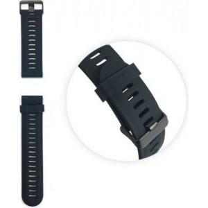 Tuff-Luv Garmin Fenix 3 D2 / Fenix / Fenix 2 / Fenix 3 / Fenix 3 HR / Quatix / Quatix 3 / Tactix Silicone Strap - Black