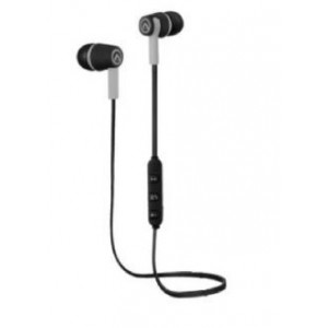 Amplify Pro Synth Series Bluetooth Earphone - Black/Grey