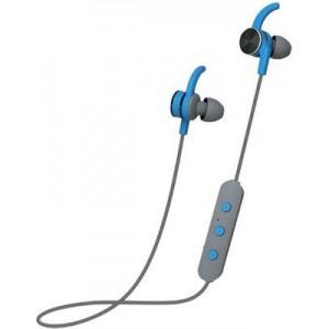 Polaroid PBE113 In-Ear Bluetooth Earphones - Grey & Blue