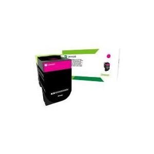 Lexmark 808XME Magenta Extra High Yield Corporate Cartridge (4k)