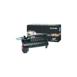 Lexmark X792 Magenta Extra High Yield Return Programme Print Cartridge