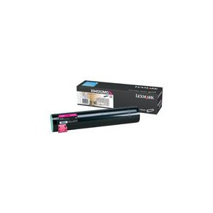 Lexmark X940e, X945e Magenta High Yield Toner Cartridge