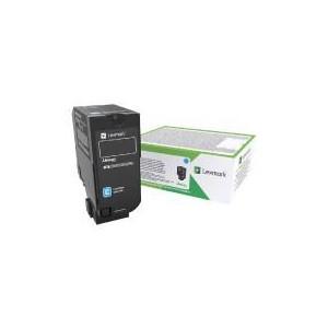 Lexmark CX725 Cyan High Yield Corporate Cartridge