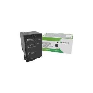 Lexmark CX725 Black High Yield Corporate Cartridge