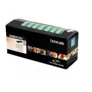 Lexmark X463, X464, X466 Extra High Yield Toner Cartridge