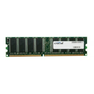 Crucial 2GB 800MHz DDR2 Memory