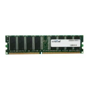 Crucial 1GB 800MHz DDR2 Memory