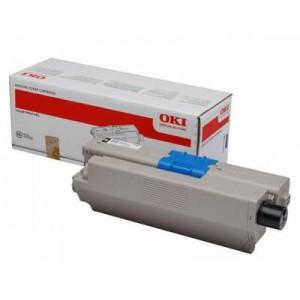 OKI C332 MC363 Black Toner Cartridge ( 1500 Page Yield )