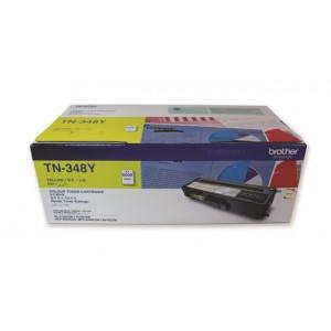 Brother TN348Y High Yield Yellow Toner Cartridge