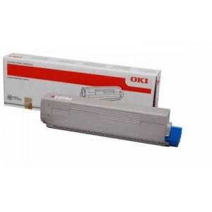 OKI C831N C831DN C841DN Magenta Toner Cartridge