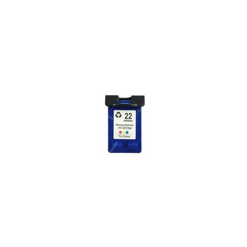 Inkpower Generic for HP 22XL Tri-Colour Ink Cartridge