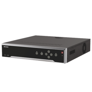 Hikvision NVR 16 Channel 160Mbps with 16 PoE Incl. HDD