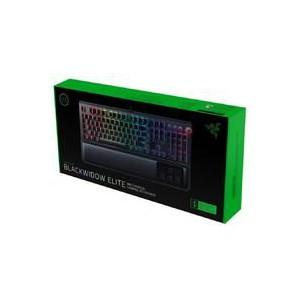Razer - BlackWidow Elite Mechanical Gaming Keyboard (Green Switch) - US Layout
