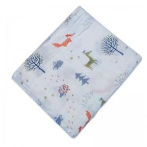 Baby Muslin Blanket-