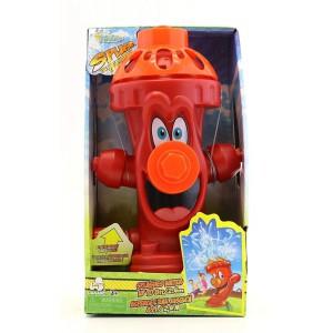 Kids Sprinkler Fire Hydrant  - Red