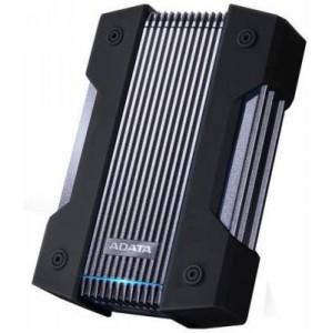 "Adata HD830 series 2Tb Silver & Black 2.5"" External Hard Disk Drive"