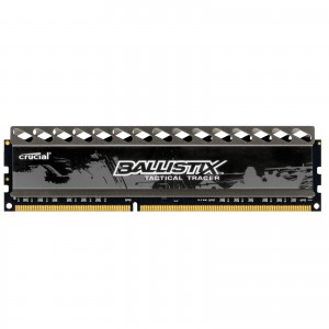 Crucial Ballistix Tactical Tracer 4GB 1866MHz DDR3 Gaming Memory