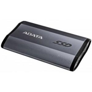 Adata SE730H Titanium 256Gb External Solid State Drive