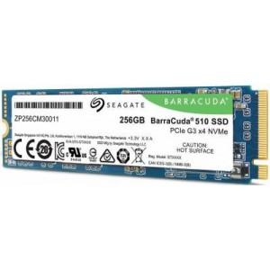 Seagate Barracuda 510 256GB M.2 2280 PCIe Gen3 x4 Solid State Drive