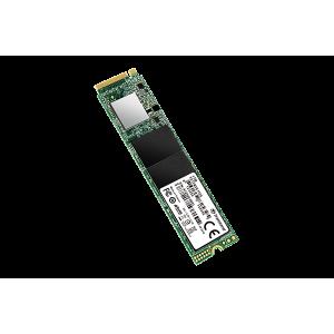 Transcend MTE110 Series 512GB M.2 2280 PCIe Gen3 x4 Soliod State Drive
