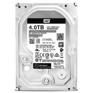 """Western Digital  Black 4.0Tb 3.5"""" 7200rpm 256mb Hard Disk Drive"""