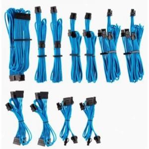 Corsair Blue Premium Individually Sleeved Modular Cable Pro Kit