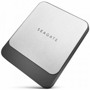 """Seagate Fast STCM 500GB 2.5"""" External Solid State Drive"""