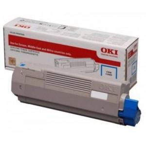 OKI C532/ C542/ MC573 Cyan Toner Cartridge