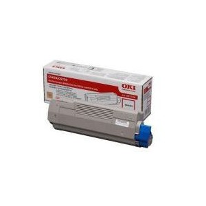 OKI C5650 C5750 Magenta Toner Cartridge