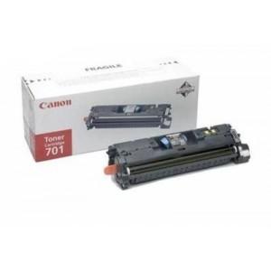 Canon 701 Black Toner Cartridge for LBP-5200 MF8180C