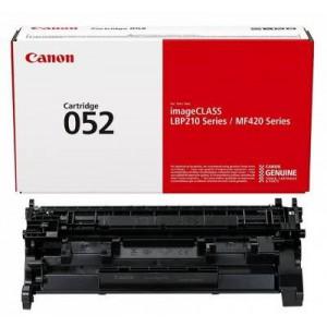 Canon 052 Black Toner Cartridge