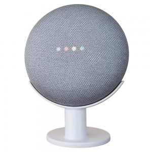 Mount Genie Google Home Mini Stand - White