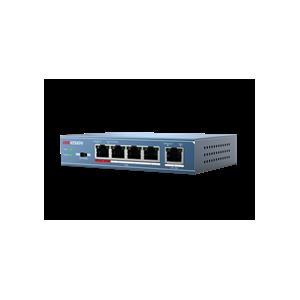 Hikvision DS-3E0105P-E 4-Port 100 Mbps Unmanaged PoE Switch