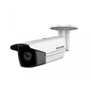 Hikvision 5 MP IR Fixed Bullet Network Camera (DS-2CD2T55FWD-I5 - 6mm lens, 50m IR)