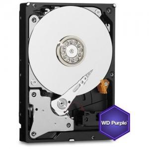 "WD Purple 4TB 3.5"" SATAIII 64Mb Hard Drive"