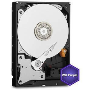 "WD Purple 1TB 3.5"" SATAIII 64Mb Hard Drive"