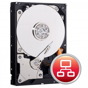 "WD Red 4TB 3.5"" SATAIII 64MB Hard Drive"