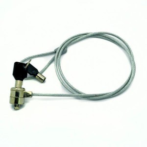 Tuff-Luv Laptop  Keyed Lock - Fits Standard Lock Slot